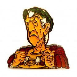 Pins of Asterix Series: Caesar