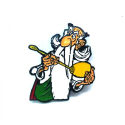 Pins of Asterix Series: Getafix