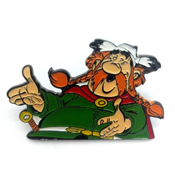 Pins of Asterix Series: Vitalstatistix