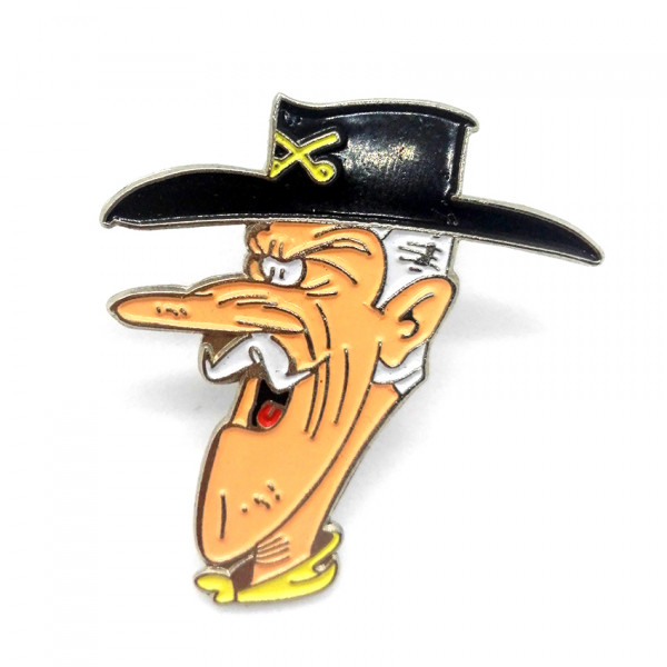 Pins of Lucky Luke Series: Colonel of Cavalry