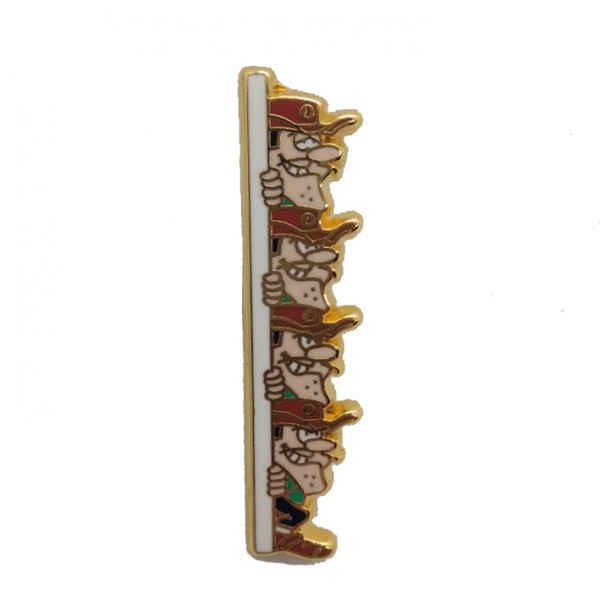Pins of Lucky Luke Series: Golden Daltons