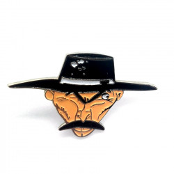 Pins of Lucky Luke Series: Le Chasseur de Primes