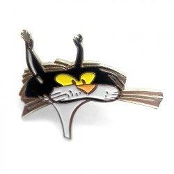 Pins of Lucky Luke Series: Ma Dalton's Cat