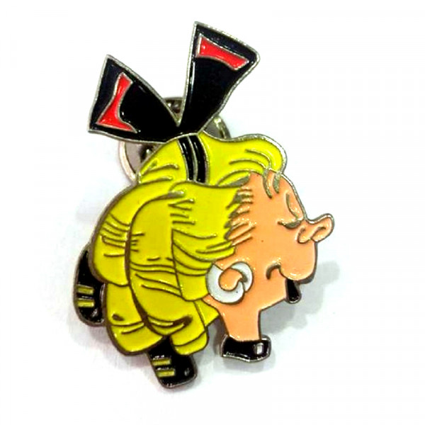 Pins of Lucky Luke Series: Miss Belle