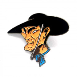 Pins of Lucky Luke Series: Phil Defer