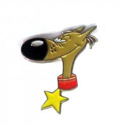 Pins of Lucky Luke Series: Rantanplan