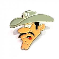 Pins of Lucky Luke Series: William Dalton