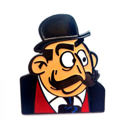 Pins of Spirou and Fantasio series: Le maire de Champignac