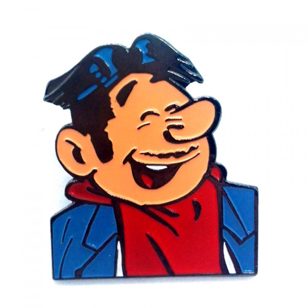 Pins of Spirou and Fantasio series: Martin