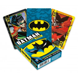 Playing Cards: Batman Heroes