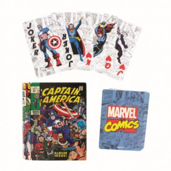 Playing Cards: Comic Book Playing Cards