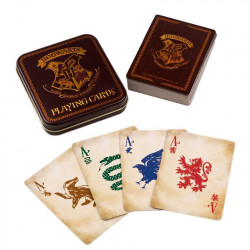 Playing Cards: Harry Potter - Hogwarts