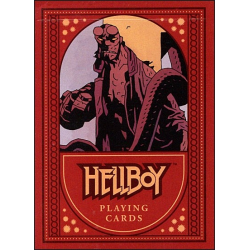 Playing Cards: Hellboy