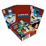 Playing Cards: Retro Justice League