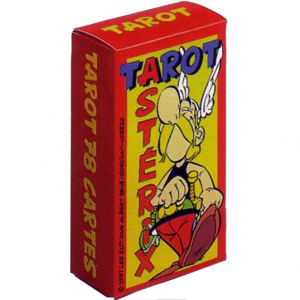 Playing Cards: Tarot Asterix