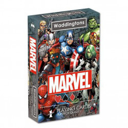 Playing Cards: Waddingtons' Marvel Universe