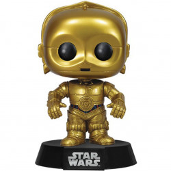 POP! Vinyl Bobble Head C-3PO 10 cm
