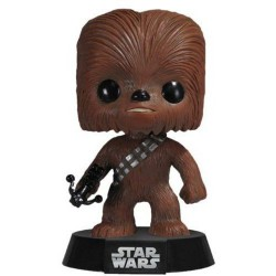 POP! Vinyl Bobble Head - Chewbacca (10 cm)