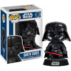 POP! Vinyl Bobble Head Darth Vader 10 cm