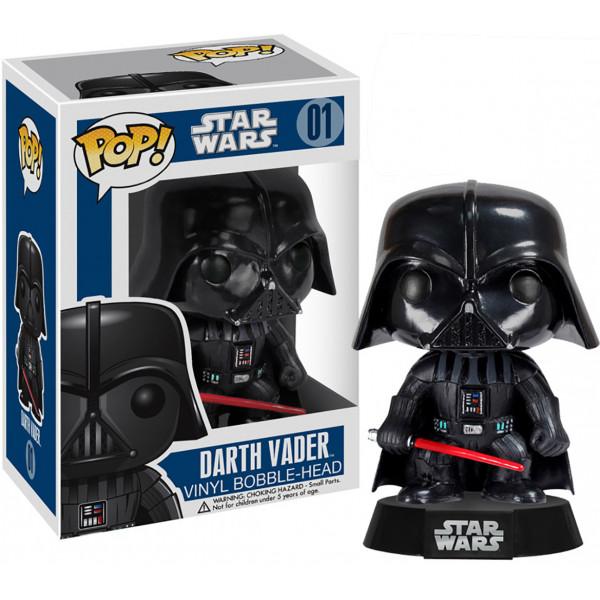 POP! Vinyl Bobble Head Darth Vader 10 cm