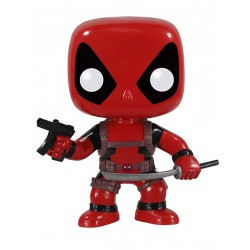 POP! Vinyl Bobble Head - Deadpool 10 cm