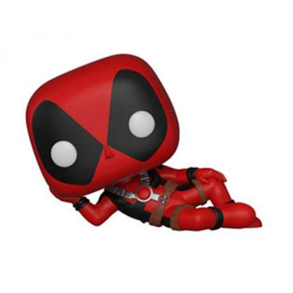 POP! Vinyl Bobble Head - Deadpool Parody 9 cm