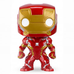 POP! Vinyl Bobble-Head Figure - Iron Man (10 cm)