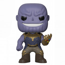 POP! Vinyl Bobble-Head Figure - Thanos 9 cm