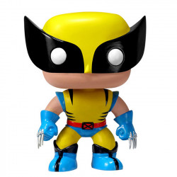 POP! Vinyl Bobble-Head Marvel - Wolverine
