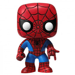 POP! Vinyl Bobble Head - Spider-Man