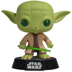 POP! Vinyl Bobble Head Yoda 10 cm