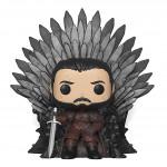 POP! Vinyl Figure - Game of Thrones: Jon Snow on Iron Throne