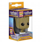 Keychain: Guardians of the Galaxy Pocket POP! Vinyl - Dancing Groot