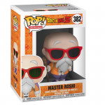 Dragon Ball Z POP! Vinyl Bobble-Head - Μάστερ Ρόσι