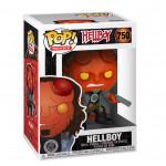 POP! Vinyl Bobble-Head - Hellboy with BPRD t-shirt