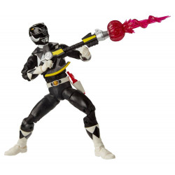 Power Rangers Lightning Collection: Mighty Morphin Black Ranger (Wave 3)