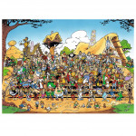 Puzzle: Asterix Family Photo