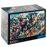 Puzzle: DC Comics Cast
