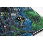 4D Large Puzzle Batman: Gotham City