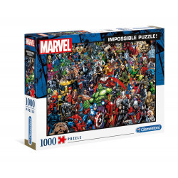 Puzzle: Marvel 80th Anniversary