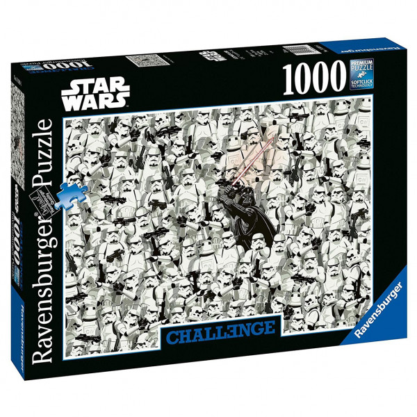 Puzzle: Star Wars - Darth Vader & Stormtroopers