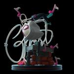 Q-Fig Elite Diorama: Ghost-Spider