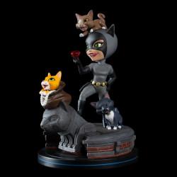 Q-Fig Diorama: Catwoman Elite