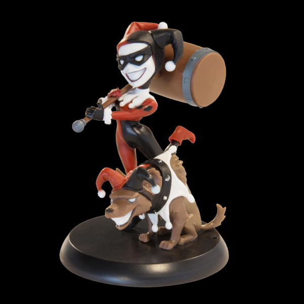 Q-Fig Diorama: Harley Quinn LC Exclusive