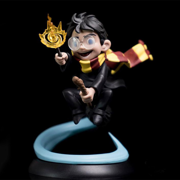 Q-Fig Diorama: Harry Potter's First Flight