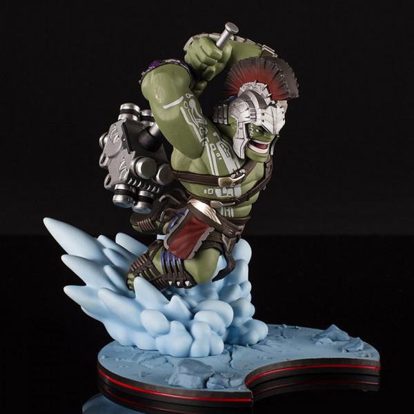 Q-Fig Diorama: Hulk Ragnarok