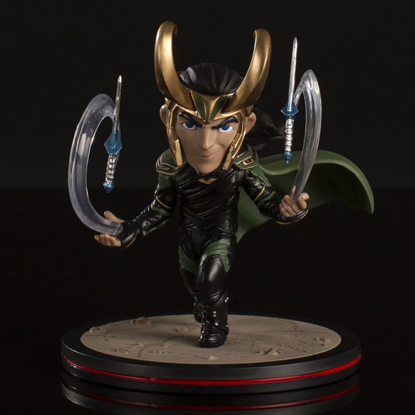 Q-Fig Diorama: Loki
