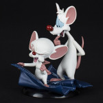 Q-Fig Diorama: Pinky and the Brain
