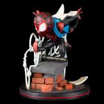 Q-Fig Diorama: Spider-Man (Miles Morales)