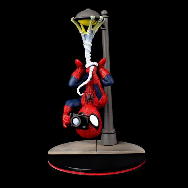 Q-Fig Diorama: Spider-Man Spider Cam